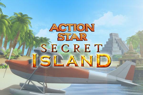 ACTION STAR SECRET ISLAND - Sportium - Magic-Park