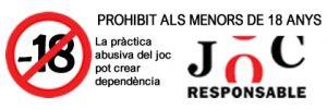 Sportium - Joc responsable